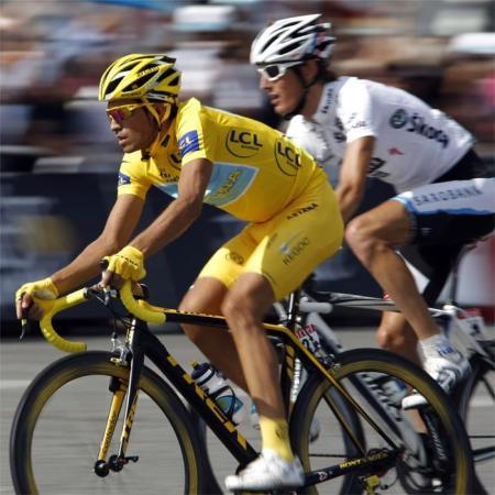 Contador amarillo